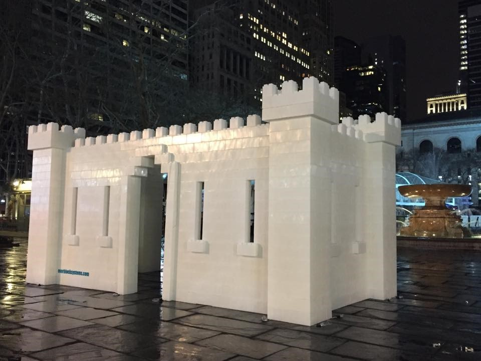 2016年、ニューヨーク市とバンク・オブ・アメリカ主催のイベント