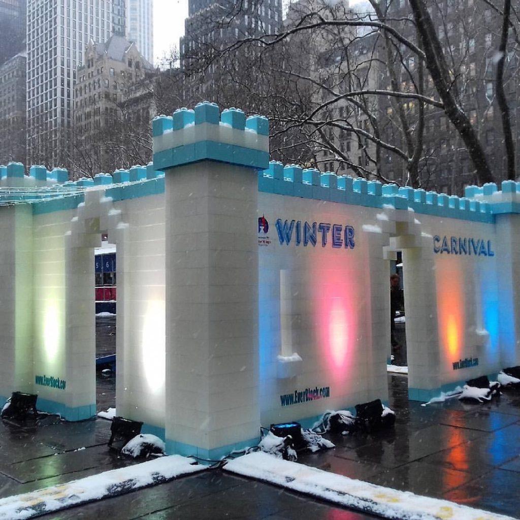 2017年、ニューヨーク市とバンク・オブ・アメリカ主催のイベント